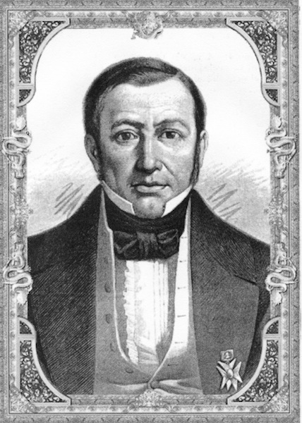Gen. Mariano Paredes used the 8,000 troops under his command to seize control of the Mexican government before turning his attention to Taylor's force in the disputed Trans-Nueces region.