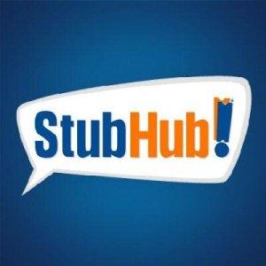 StubHub logo.
