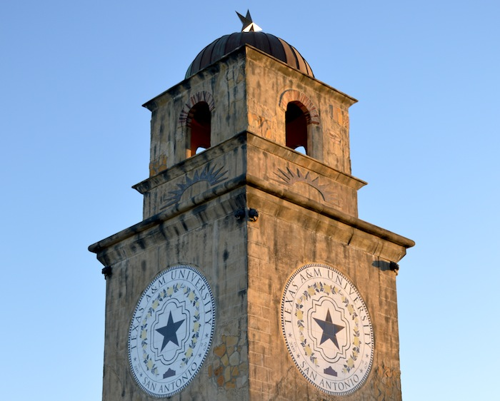 Texas A&M- San Antonio's Torre de Esperanza. Courtesy photo.