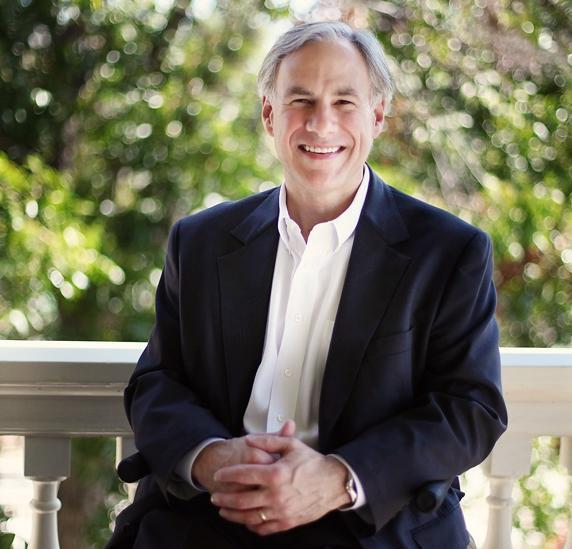 Gov. Greg Abbott. Courtesy photo.