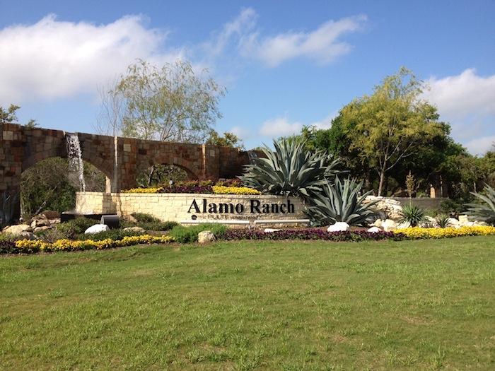 Alamo Ranch. Photo by Richard Cash.