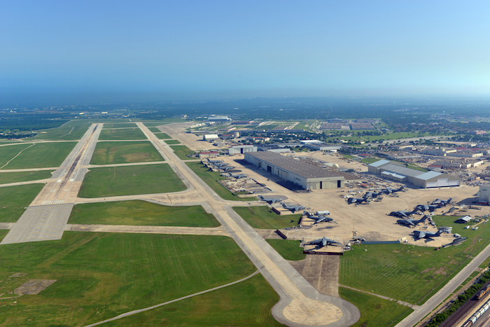 Boeing's operations at the Port are among few large facilities worldwide that maintain both commercial and military aircraft. Photo Courtesy Port San Antonio.