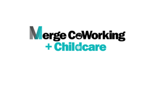 Merge CoWorking and Childcare logo