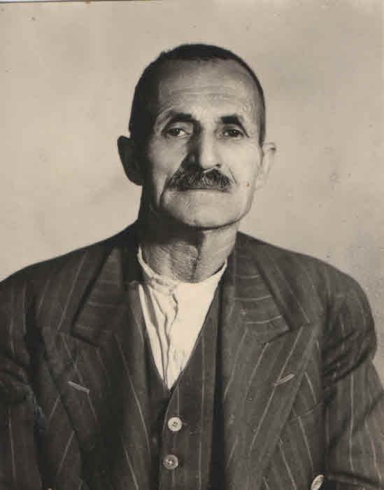Khatchig Meguerditchian was imprisoned for three years by Turkish soldiers. Courtesy of Tina Karagulian.