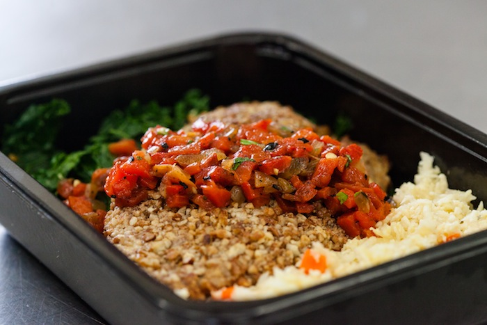 """""""Pecan-crusted Tilapia"""" from Naked Coconut Eats. Courtesy photo."""