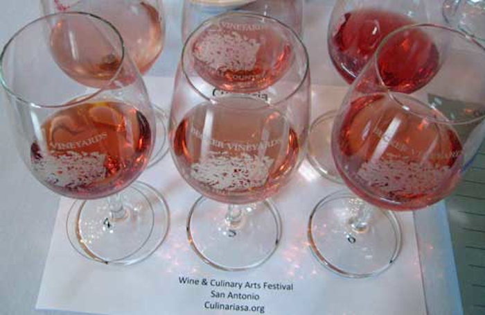 There will be plenty of wine tastings during Culinaria's Festival Week. Photo courtesy of Culinaria.