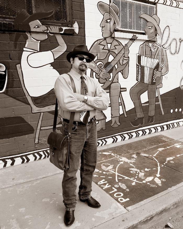 Juan Tejeda. Photo by Al Rendon.