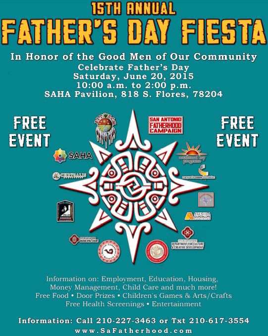 Fathers Day Fiesta