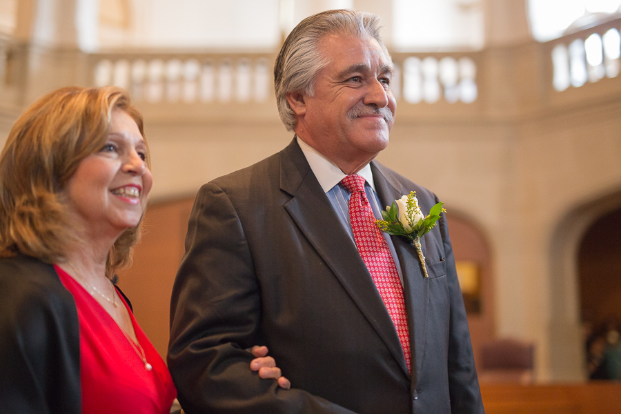 Councilman Ray Lopez and his wife. Photo by Scott Ball.