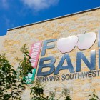 The San Antonio Food Bank. Photo by Scott Ball.