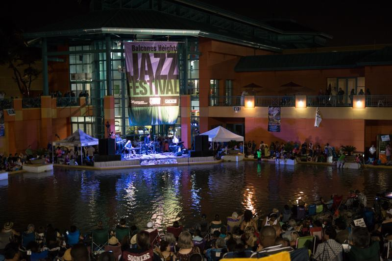 The Balcones Heights Jazz Festival kicks off outdoor Amphitheater at Wonderland of the Americas. Photo courtesy of Balcones Heights Jazz Festival Facebook page.