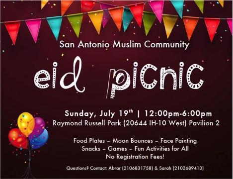 eid picnic