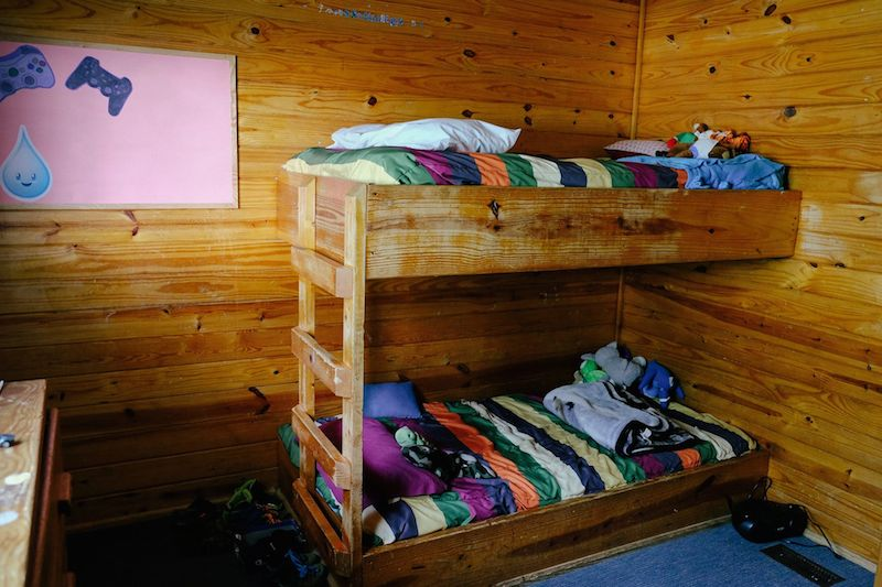 """A Day in the Life of an RMYA Child: 4:00 PM The kids are home from school and they have """"room time"""", which gives them a chance to settle in and unwind for a moment before chores and evening activities. Courtesy photo."""