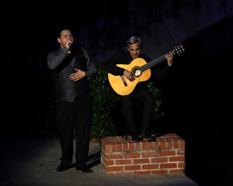 Nathan Barrientes and Alejandro Antonio. Photo by Paul Casanova Garcia.