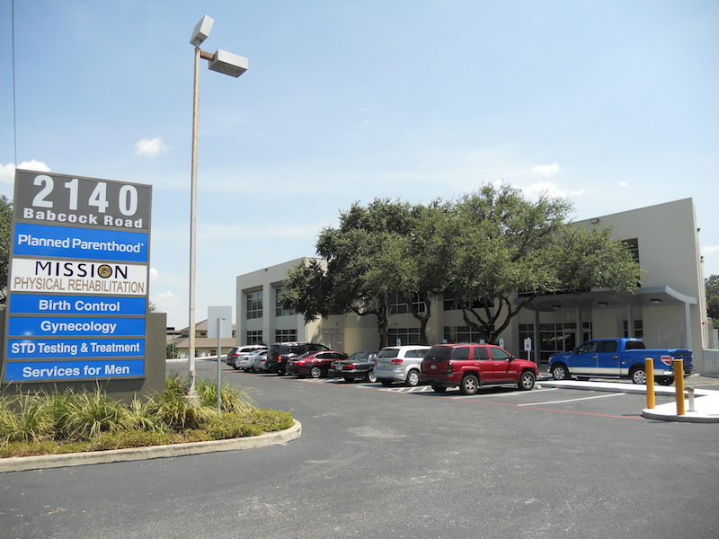Planned Parenthood's new location in the South Texas Medical Center. Courtesy photo.