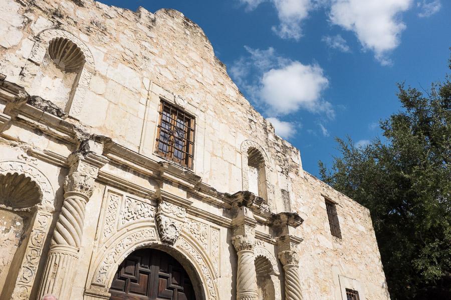 The Alamo. Photo by Scott Ball.m