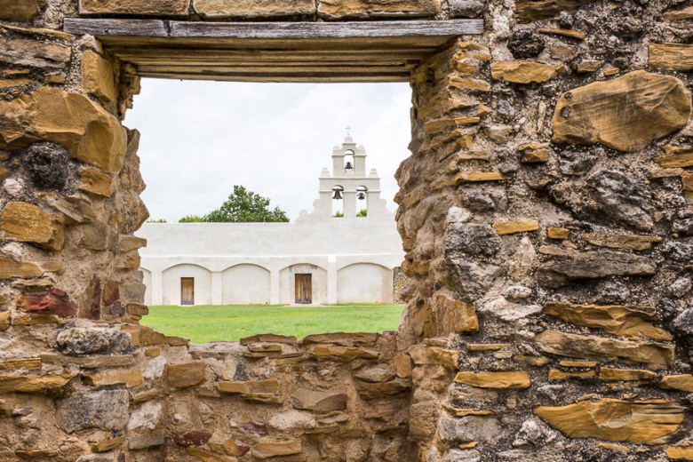 Mission San Juan. Photo by Scott Ball.