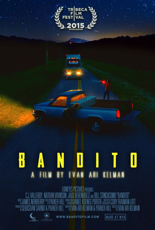 "The short film ""Bandito""  will be screened at the Alamo City Film Festival. Courtesy image"