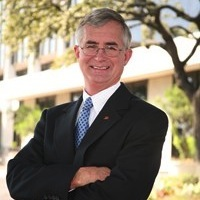 Broadway Bank Chairman and CEO Jim Goudge