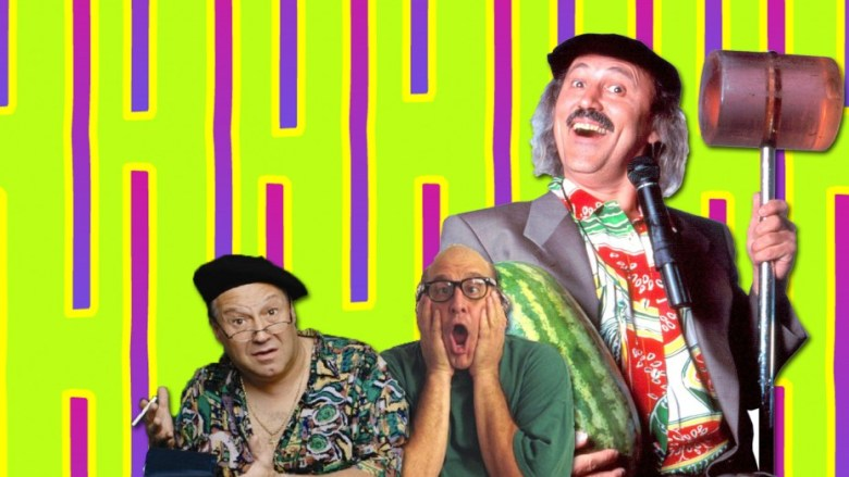 Artie Fletcher (left), Bob Nelson, and Gallagher will share their comedy at the Tobin October 4. Image courtesy Tobin Center.