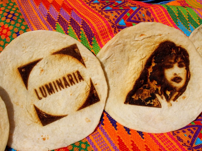 """""""Tortillas and Technology"""" from The Convergent Media Collective at the University of the Incarnate Word. Photo by Tami Kegley."""