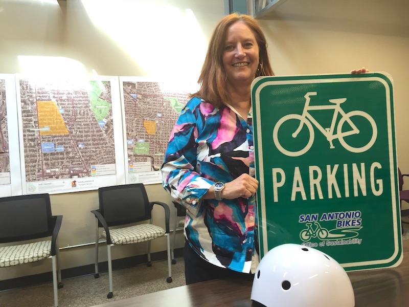 San Antonio B-Cycle's new Executive Director J.D. Simpson. Photo by Robert Rivard.