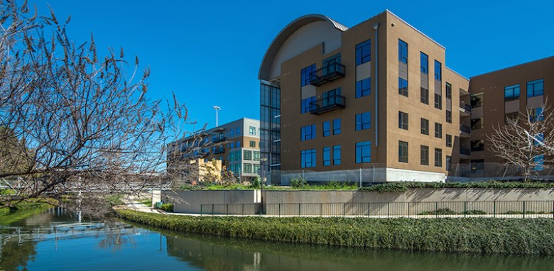 River House Apartments. Courtesy image.