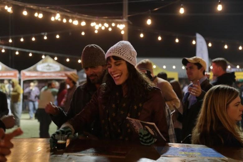 Untapped Festival attendees enjoy craft beer. Courtesy image.