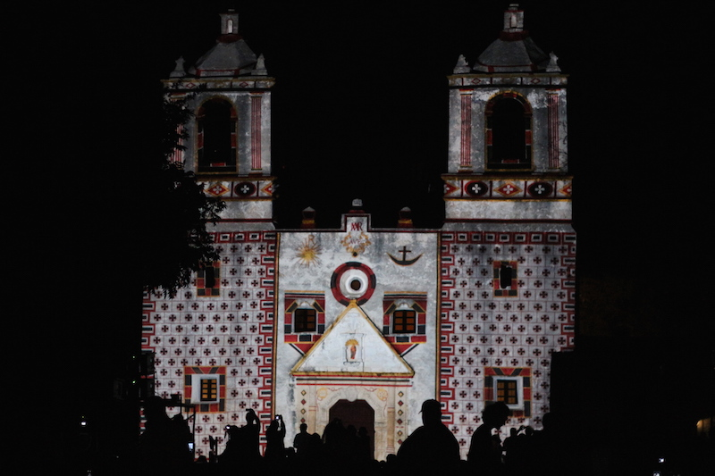 Mission Concepcion, restored by light, october 16, 2015, joan vinson
