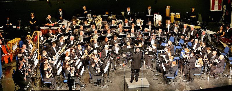 Heart of Texas Concert Band. Courtesy photo.