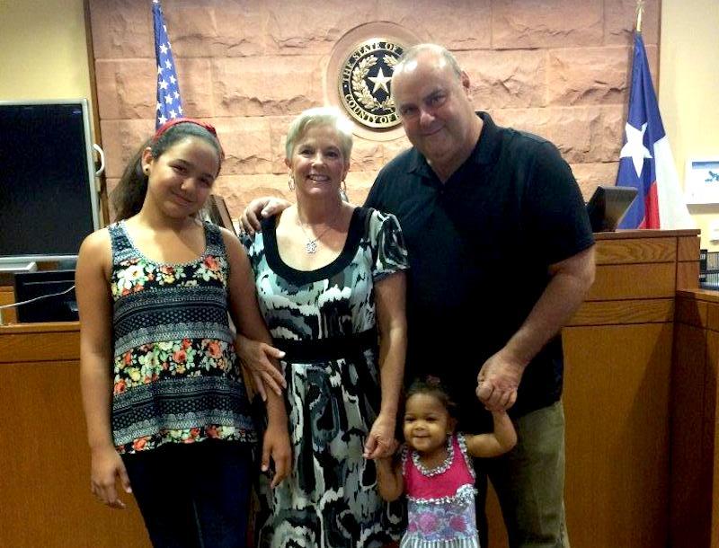 The Ennis Family. Courtesy Photo.