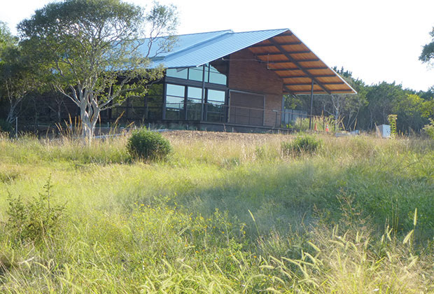 Phil Hardberger Park Urban Ecology Center. Courtesy image.