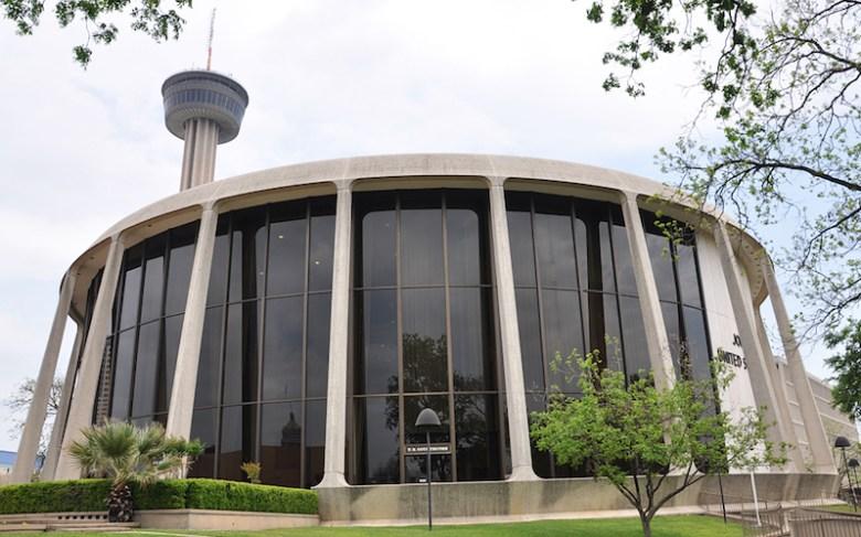John H. Wood, Jr. United States District Courthouse. Courtesy image.