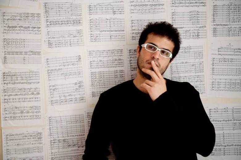 Argentinian bandoneón player Juan Pablo Jofre will  perform Piazzolla with the SA Symphony. Photo by  Mihyun Kang.