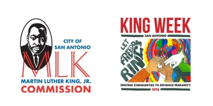 King Week MLK Commission Logo