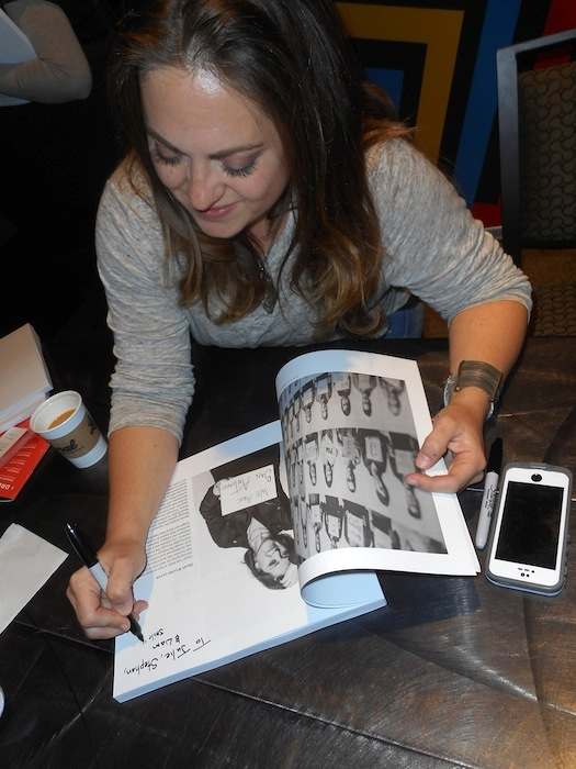 sarah brooke lyons book signing_credit Don mathis