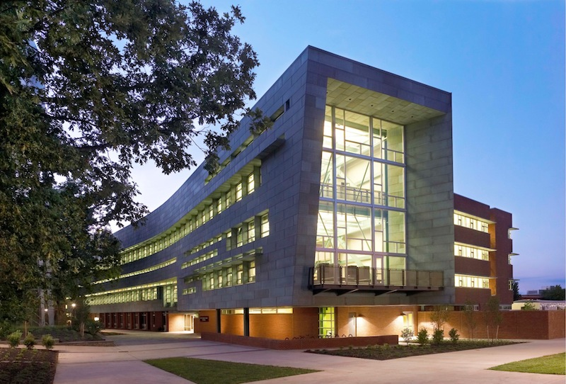 Penn State School of Architecture and Landscape Architecture, State College, Pennsylvania. Photo courtesy Overland Partners.