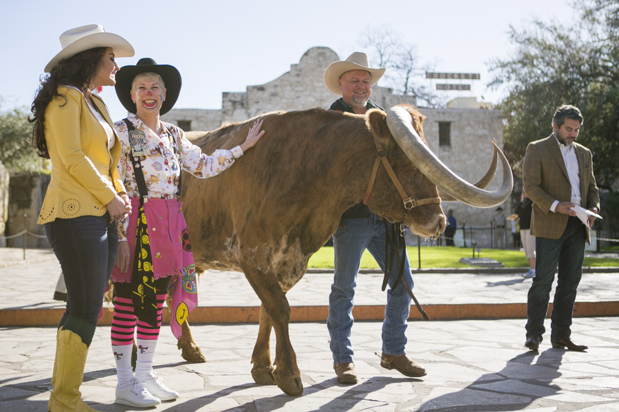 Let S Rodeo San Antonio Downtown Cattle Drive Set For Saturday