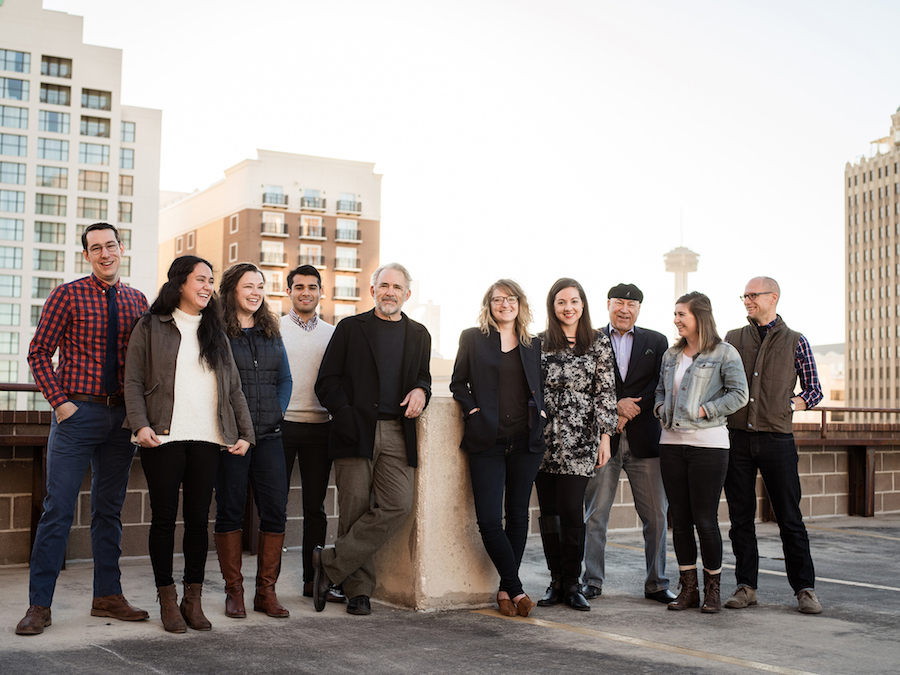 The Rivard Report Staff. Photo by Josh Huskin.
