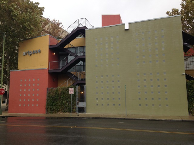 Artpace is located at 445 N. Main Ave. Photo courtesy of Glasstire.