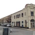 The vacant, historic building at 901. E Houston St. Image courtesy of Open Studio Architecture.
