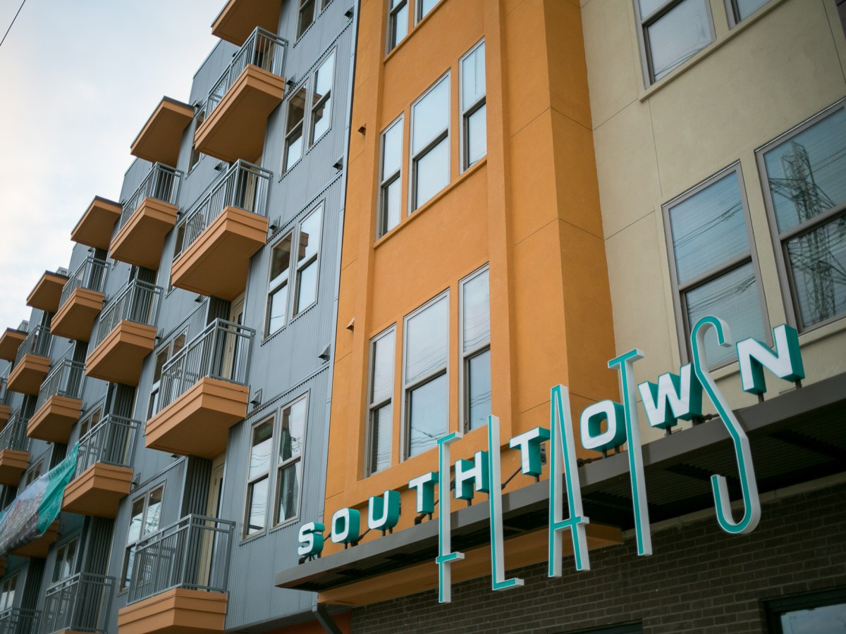 Southtown Flats. Photo by Kathryn Boyd-Batstone.