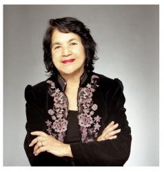 Dolores Huerta. Photo courtesy of the Dolores Huerta Foundation.