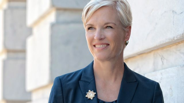 Cecile Richards. Photo courtesy of Planned Parenthood Federation of America.