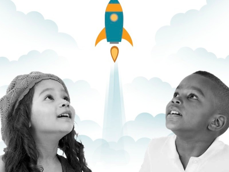 Cover illustration for the 2016 State of Texas Children Report. Image courtesy of Center for Public Policy Priorities