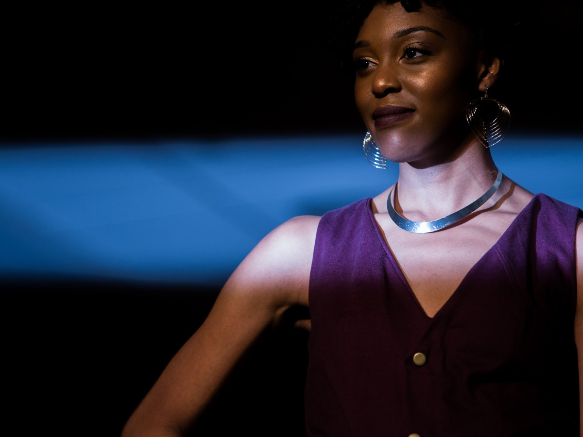 The collection titled Old Soul designed by Shanice White. Photo by Scott Ball.