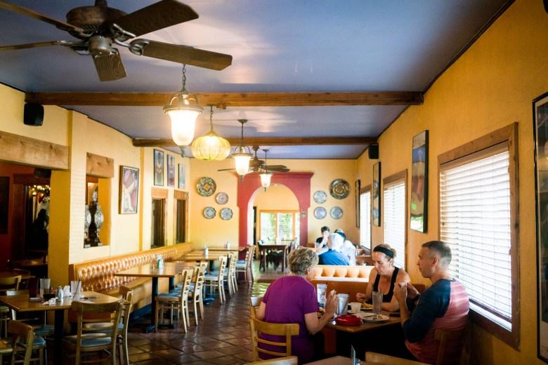 El Mirado will be closing its doors for renovations. Photo by Kathryn Boyd-Batstone