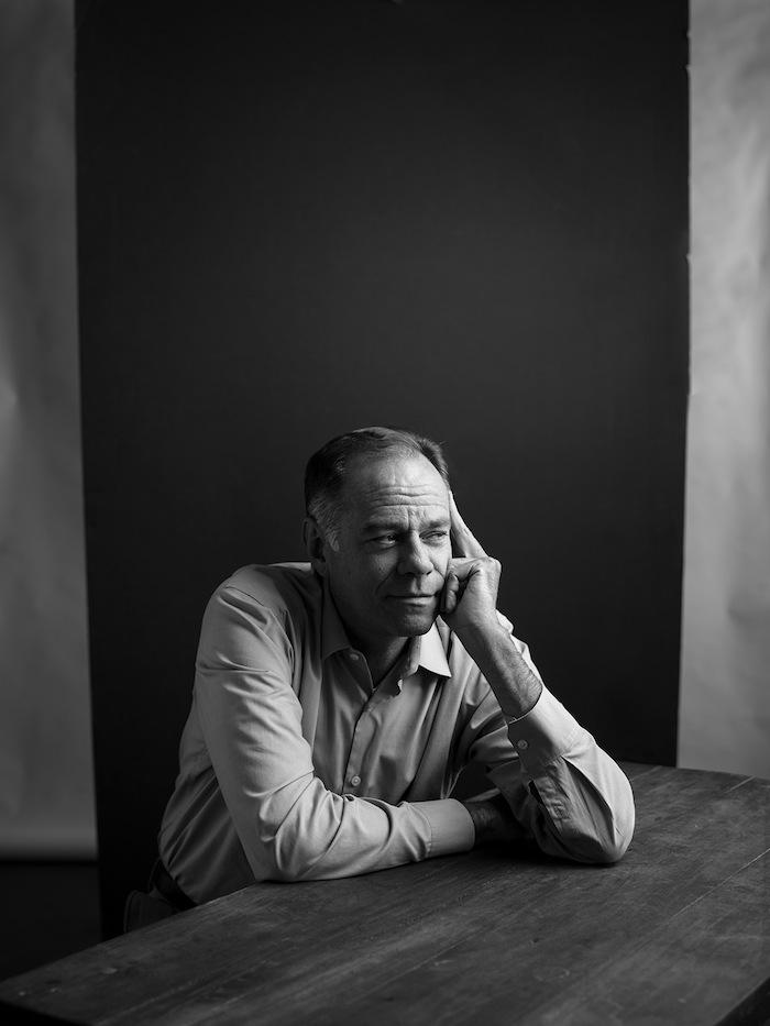 Jeff Moore. Photo by Josh Huskin for PechaKucha San Antonio.