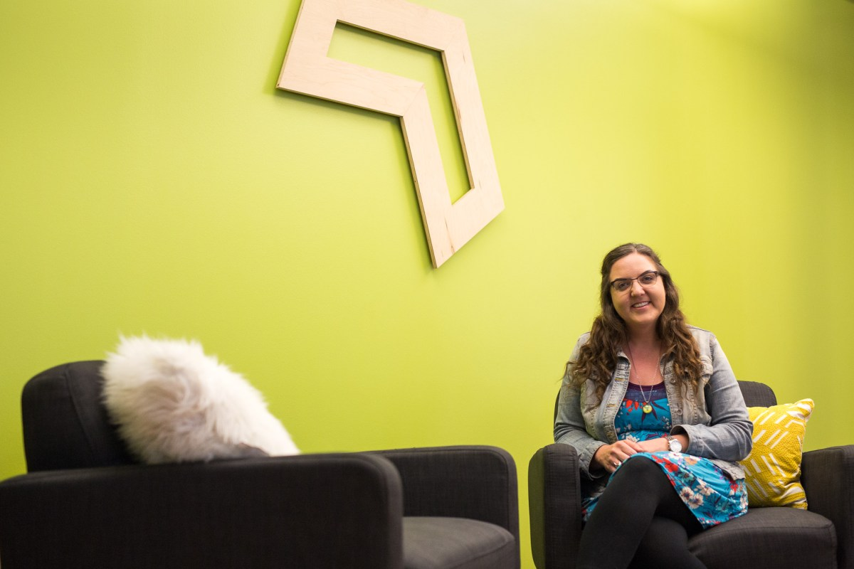 Codeup CEO Kay Jones. Photo by Scott Ball.