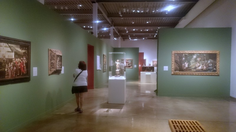 Highest Heaven is on view in the Cowden Gallery at the San Antonio Museum of Art. Photo credit: iris Gonzalez.